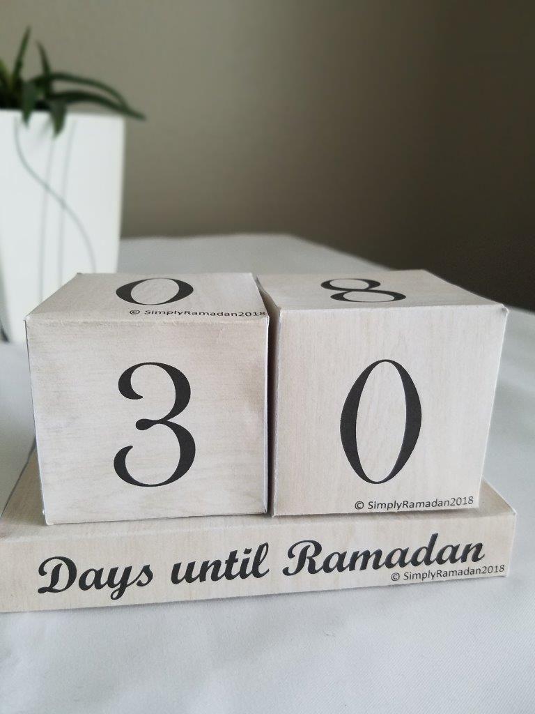 Ramadan Weekly Trackers!