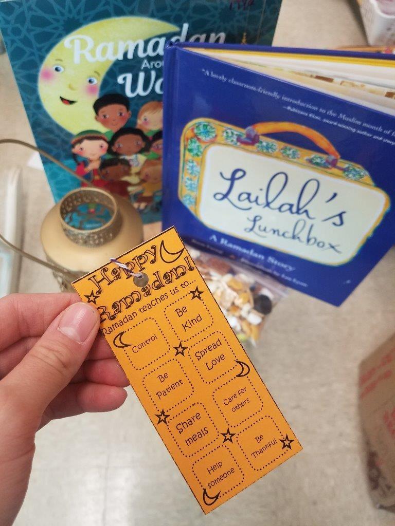 Ramadan Bookmark for Schools!